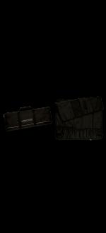 12 pc. knife Roll Bag
