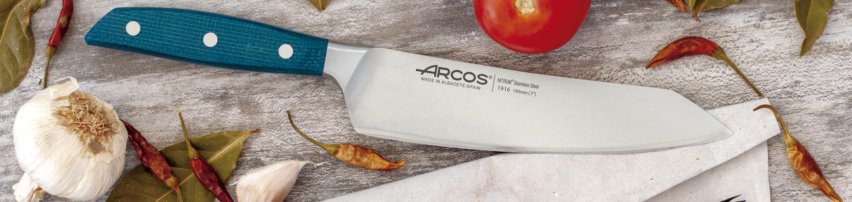 Lanzamiento de la nueva serie de cuchillos Brooklyn